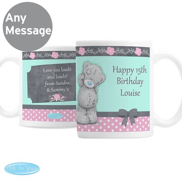 Personalised Me To You Pastel Belle Mug | Personalised Gifts | The Present Season